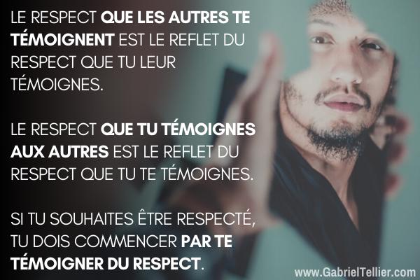 Comment Se Faire Respecter Par Les Autres